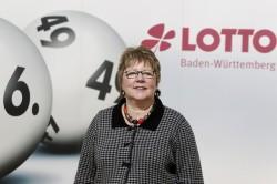 Marion Caspers-Merk leitet seit Anfang des Jahres 2013 die baden-württembergische Lotteriegesellschaft.