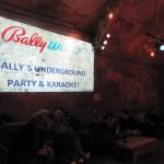 Bally`s Unterground Party