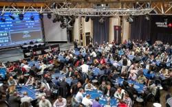 """466 Teilnehmer sind beim """"Mastersfinale presented by EPT"""" angetreten, dem Sieger winken am Donnerstag, 28.Februar, 110.000 Euro. (Fotos: Tomas Stacha)"""