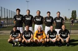 Sie können nicht nur mit der Roulette-Kugel umgehen, sondern auch mit dem runden Leder – die Kicker der Spielbank Hohensyburg haben Ambitionen auf den Titel.  (Foto: WestSpiel)