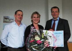 Peter Löffler, Anja Walter, Sascha Blodau