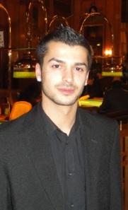 Der Turniersieger Nuno Simoes