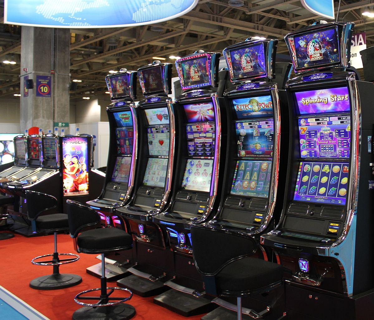 Гараж казино