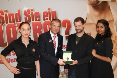 Swiss Casinos Zürich feiert die ersten Play Boys
