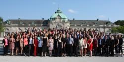 120 Mitarbeiterinnen und Mitarbeiter waren in Bad Oeynhausen mit dabei.