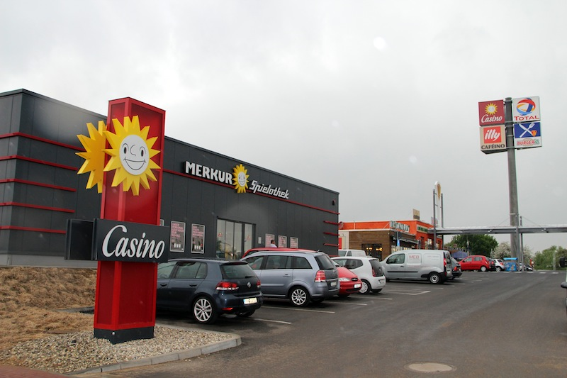 merkur casino frankfurt