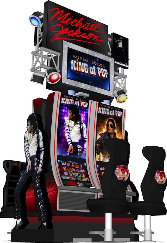 slot machine michael jackson