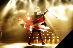 Q – die Queen-Revival-Band rockt ab 19 Uhr die Bühne der Spielbank. (Foto: Q-Revival-Band)