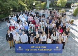 Ausbildungsstart bei der Gauselmann Gruppe 2013