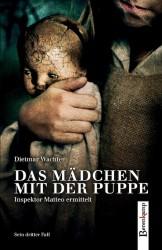 """Buchcover """"Das Mädchen mit der Puppe"""" von Dietmar Wachter"""