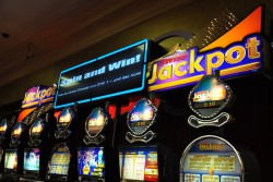 Swiss Jackpot Automaten im Grand Casino Luzern