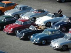 Am Sonntag, 8. September bietet sich Besuchern der Spielbank Hohensyburg ein prächtiges Bild, wenn der Porsche 356 Club Deutschland zum Jahrestreffen anrollt. (Foto: Heiner Deutmann)