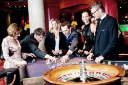 Roulette Spielszene (Foto: Achim Bieniek)