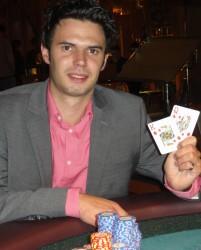Der Turniersieger Marco Krug