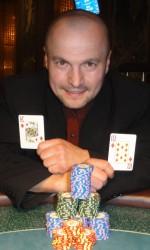 Der Sieger Eduard Dumler