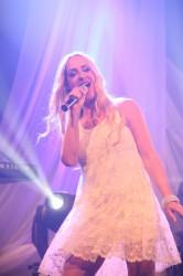 Nicole Bolley: Mit ihrer außergewöhnlichen Stimme hat sie schon Take That überzeugt – am 2. November bringt sie das Publikum im 2Hundert auf Touren. (Foto: Kenny Stewart)