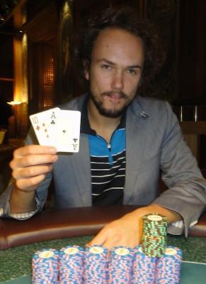 Der Turniersieger Schnappi