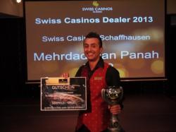 Mehrdad Jian Panah, Swiss Casinos Schaffhausen