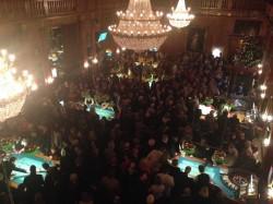 """""""Full House"""" in der Spielbank Wiesbaden!"""