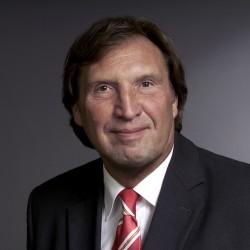 Siegfried Hampel, Leiter der Spielbank Hannover