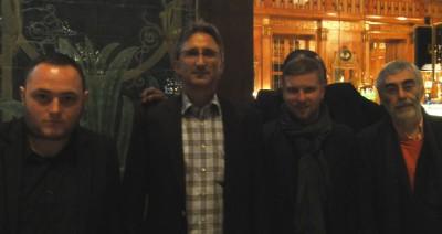 Rene Kistner (3) – Frank Bruno Fingerle (1) – Dmitri Litke (4) – Mickey Finn (2)