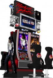 "Exklusiv aus Las Vegas: ""Michael Jackson King of Pop"" in der Spielbank Hohensyburg. (Foto: Bally Technologies)"