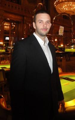 Der Sieger Daniel Beck