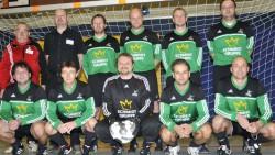 Die Gastgeber: die Fußballer der SG Coesfeld 06. (Foto: Allgemeine Zeitung)