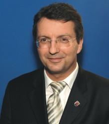Jürgen Häfner, neuer Lotto-Geschäftsführer.