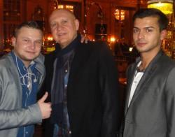 Runner-Up Ivan, Turniersieger Bosna Livno und der Dritte CR 7