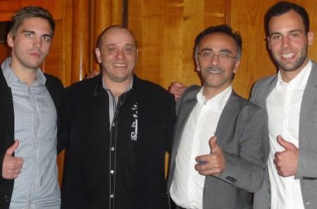 Noname (2) – Michael Dürk (3) – K. Papadopoulos (1) – Noname (6)