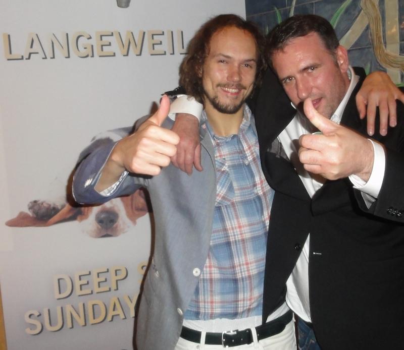 Schnappi (1) und Mikesch (3)