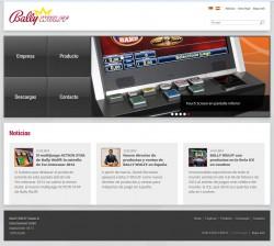 Webseite Spanien