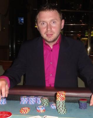 Der Sieger Aleksandar Antunovic