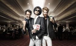 Herrenabend im Casino Velden. (Foto: Casino Velden)