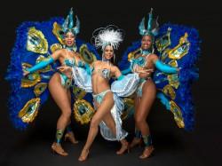 Kubanische Tänzerinnen (Foto: Casino Velden)