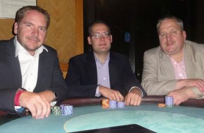Martin Menzel (1) - Thomas Weiher (2) – Hans Neuberger (3)