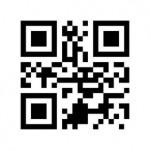 Das scannen des Q/R-Codes führt automatisch zur App im passenden Store.