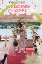 Wedding Chapel im Casino Velden. (Foto: Simone Attisani Photography)