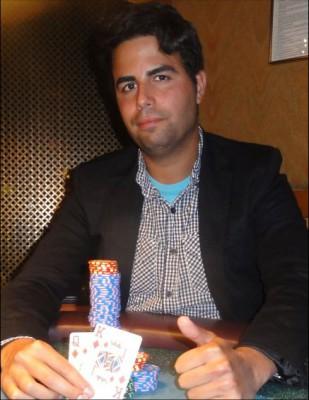 Der Turniersieger Houari Soler