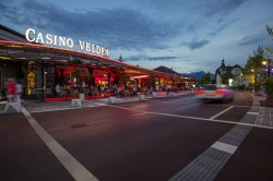 Casino Velden am Abend (Foto: Casinos Austria)