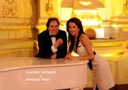 Claudio Versace und Vanessa Iraci.