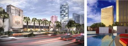 Die Neuen am Strip: SLS Las Vegas & Delano Las Vegas.