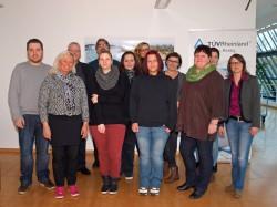 Start der Externenprüfung in Gelsenkirchen.