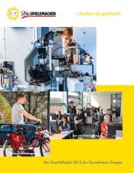 """Der Geschäftsbericht 2013 der Gauselmann Gruppe wurde bei den internationalen """"Spotlight-Awards"""" mit """"Gold"""" und """"Bronze"""" ausgezeichnet."""