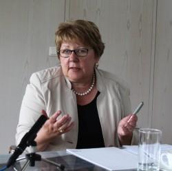 Marion Caspers-Merk, Geschäftsführerin von Lotto Baden-Württemberg