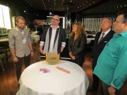Spannung in der letzten Folge des Duisburger Restaurant-Wettstreits: Wer wird der Sieger? Am 5. Dezember wird das Ergebnis in der Sendung von 17 bis 18 Uhr bei kabel eins verkündet. (Foto: kabel eins)