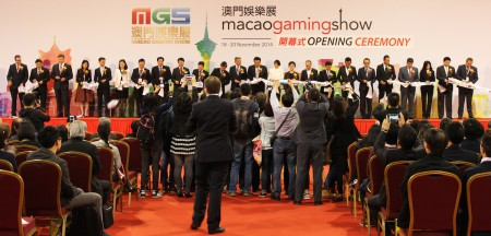 MGS Opening Ceremony