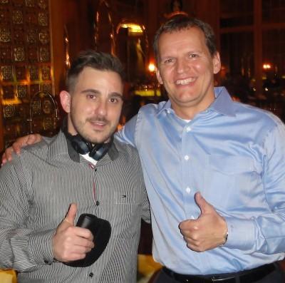 Lucky Pa (2) und der Turniersieger Gunnar Schmidt