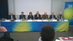 V.l.n.r.: Thoma Kliebenstein, Michael Burkert, Karin Mayer, Christian Autz, Harald Bunke, Frank Schotte und Bernhard Stracke.